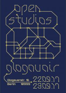 Open Studios December 2017