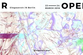 GlogauAIR Open Studios March 2018