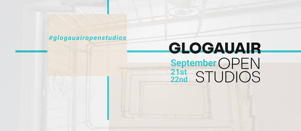 GlogauAIR Open Studios September 2018