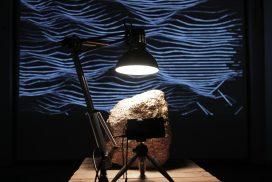 video, sound installation by Guillermo Moreno Mirallas
