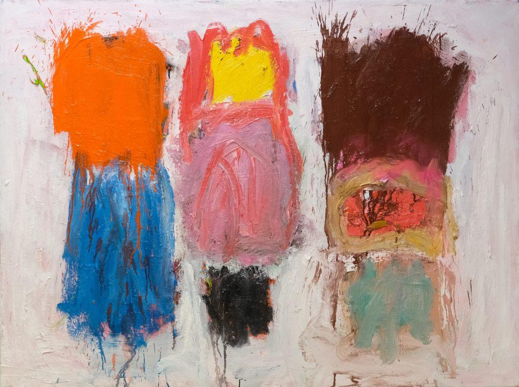 Jorge Nava oil on canvas painting