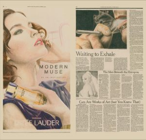 Artist Hannah Jones Modern Muse: The Sunday Times Drawing II