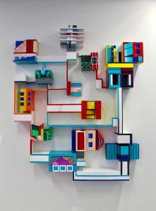 Artist Emily Thomas Sculpture