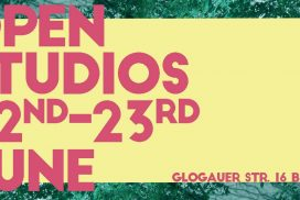 GlogauAIR Open Studios June 2018