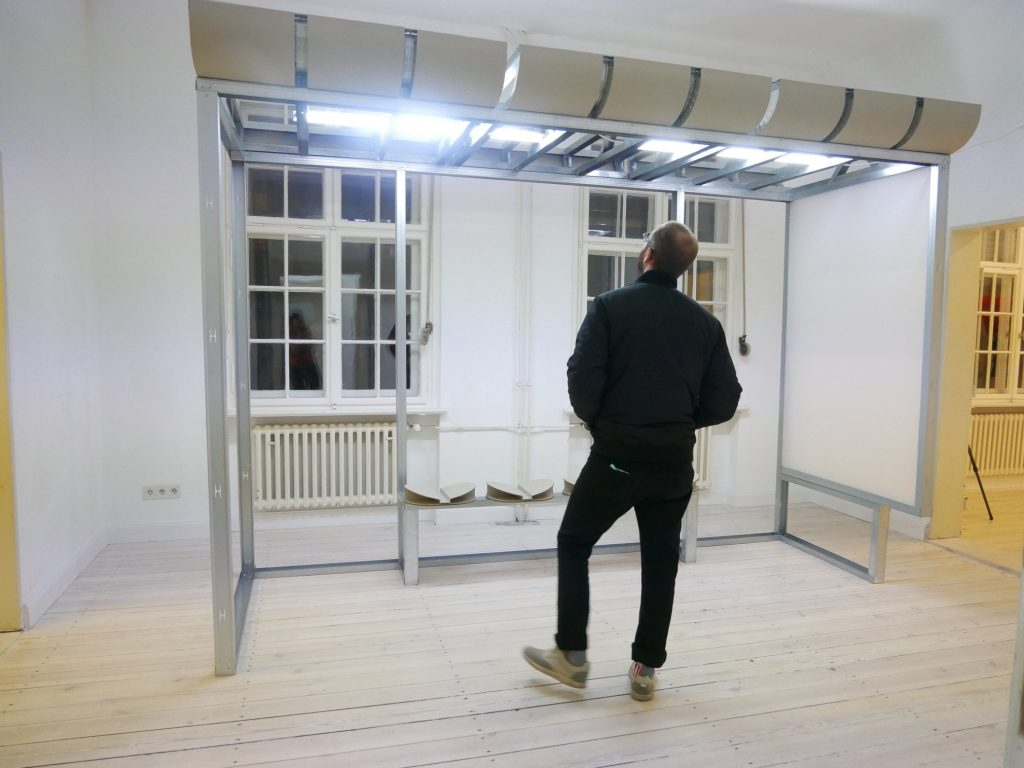 Martin Pfahler, Artist, Berlin, Kreuzberg, Project Space, Exhibitions, GlogauAIR