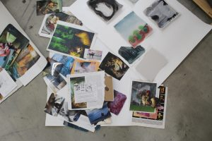 Assorted Photographs from an artist in residence at GlogauAIR Artist in Residency Berlin