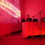 Artist James Perley is performing The City has Stars at GlogauAIR Open Studios September 2018 Berlin