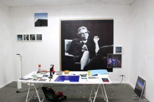 international artists exhibit in Berlin during GlogauAIR's open studios exhibition days