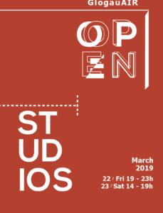 Open Studios March 2019
