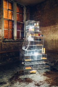 Sol Jee Ahn GlogauAir Contemporary Art Installation Berlin Artist in Resident