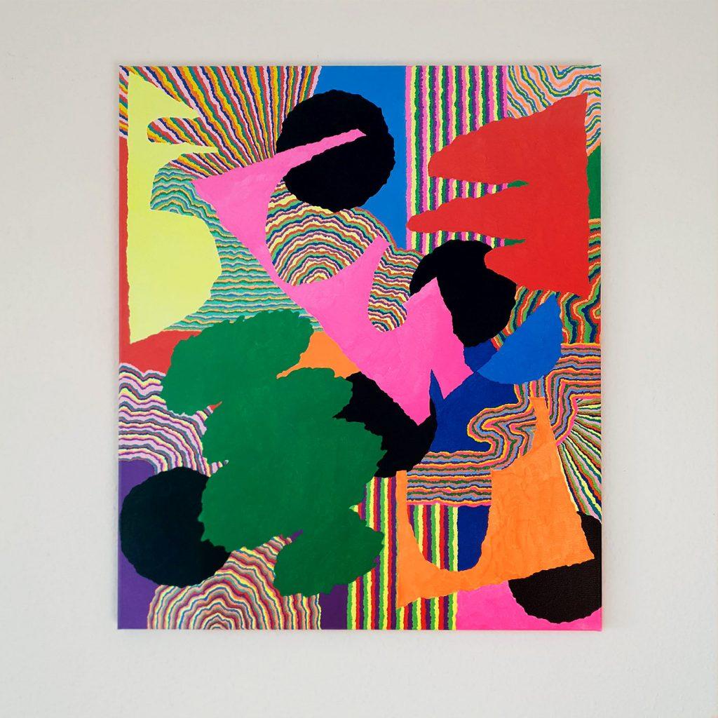 Isu Kim Berlin Contemporary Art GlogauAIR Artist Painting
