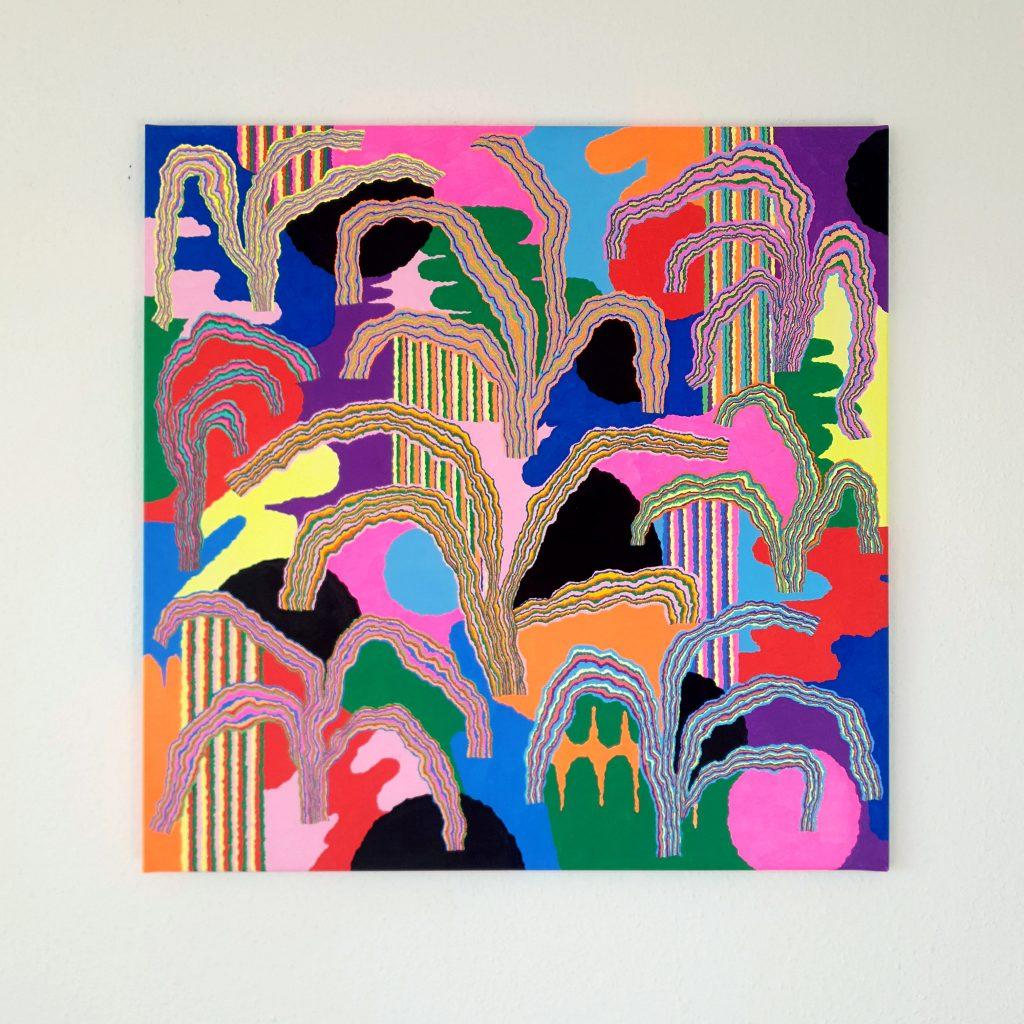 Isu Kim GlogauAIR Contemporary Art Berlin Kreuzberg Painting Artist