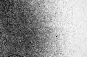 Analogues Robots, code, Pen, Paper 2m x 2m 2015