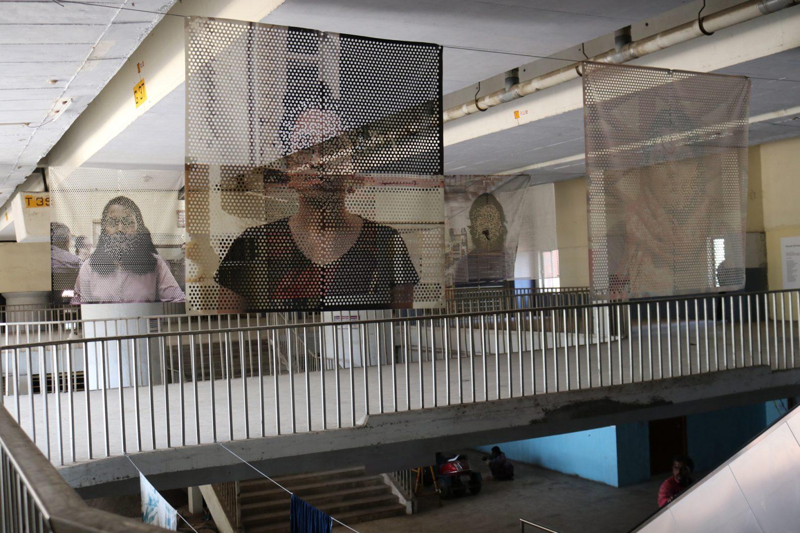 Jun Homma GlogauAir Berlin Contemporary Art Installation Artist in Resident