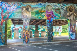 Molly Must Resident Artist GlogauAIR Kreuzberg Mural Asheville NC