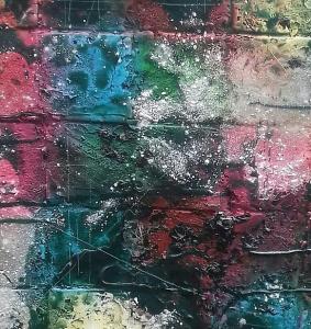 Rory Harron Berlin Kreuzberg residency program Contemporary Art Photography Painting Wall