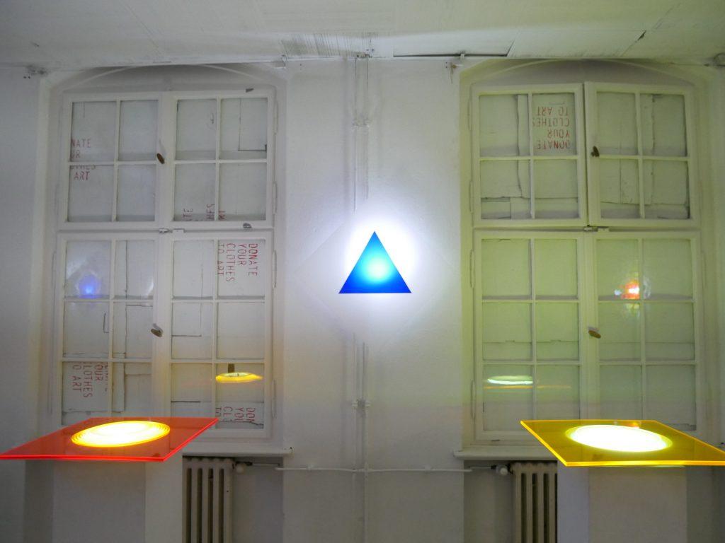 Hyerim Ha installation Eunuu GlogauAIR Berlin art residency September 2019 Korean artist in Berlin