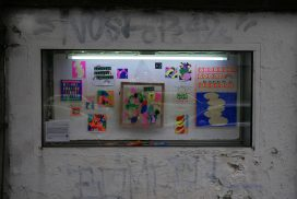 contemporary art, berlin, kreuzberg, neukolln, paintings, artists, residency program, glogauair