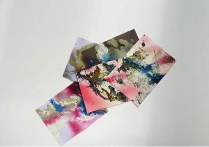 Love-pill-oil-paint-on-photograph148x210mm
