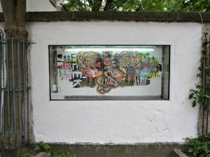 contemporary art, visual art, collage, artist, molly must, berlin, glogauair, residency