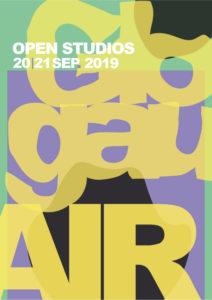 Open Studios September 2019
