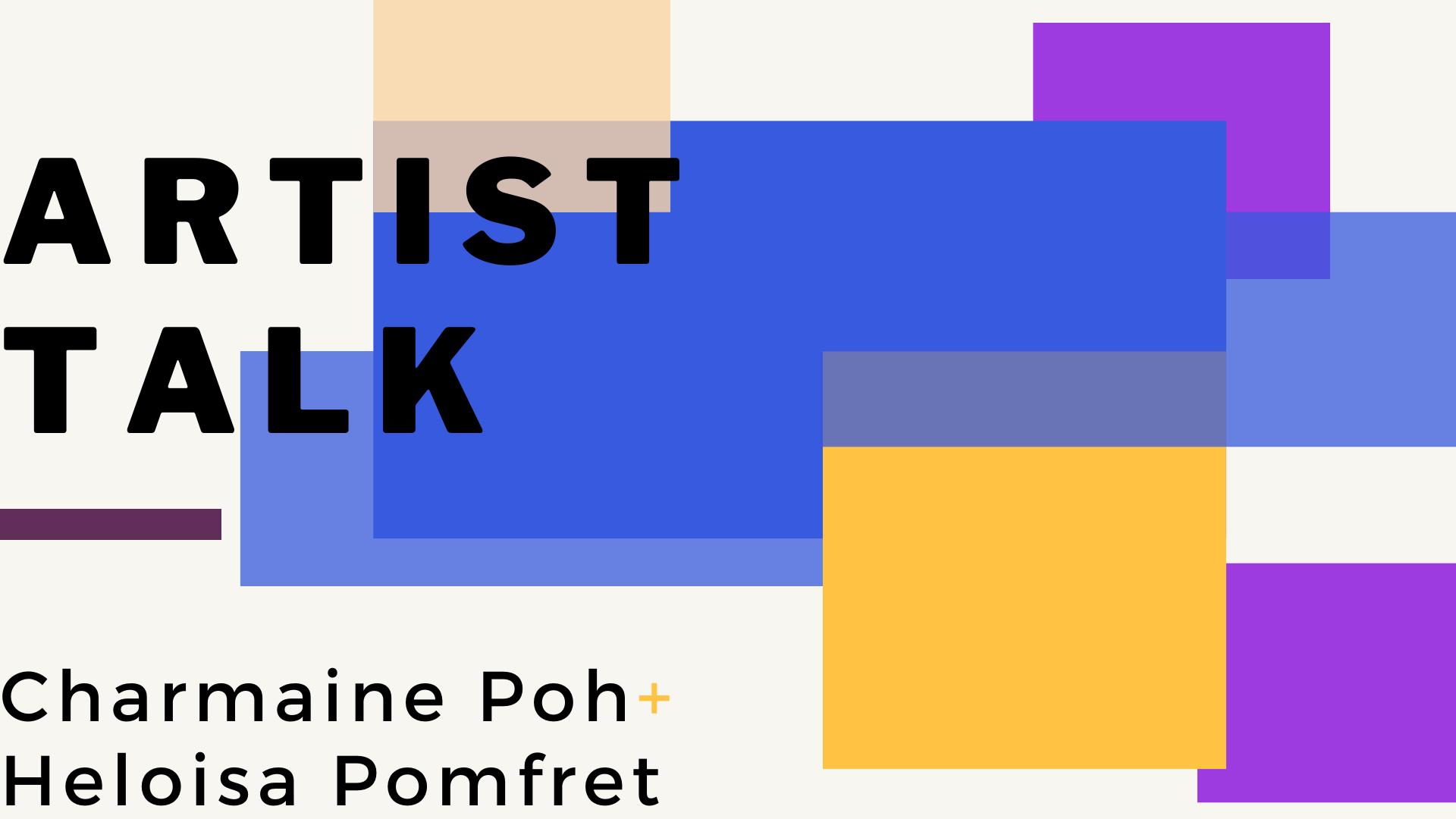 Artist Talk (1)