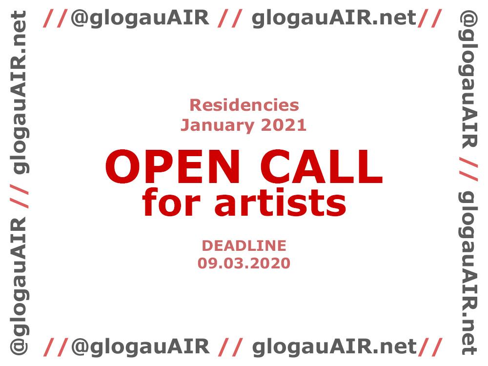 Open Call for artists at Multidisciplinary art residency GlogauAIR in Kreuzberg Berlin