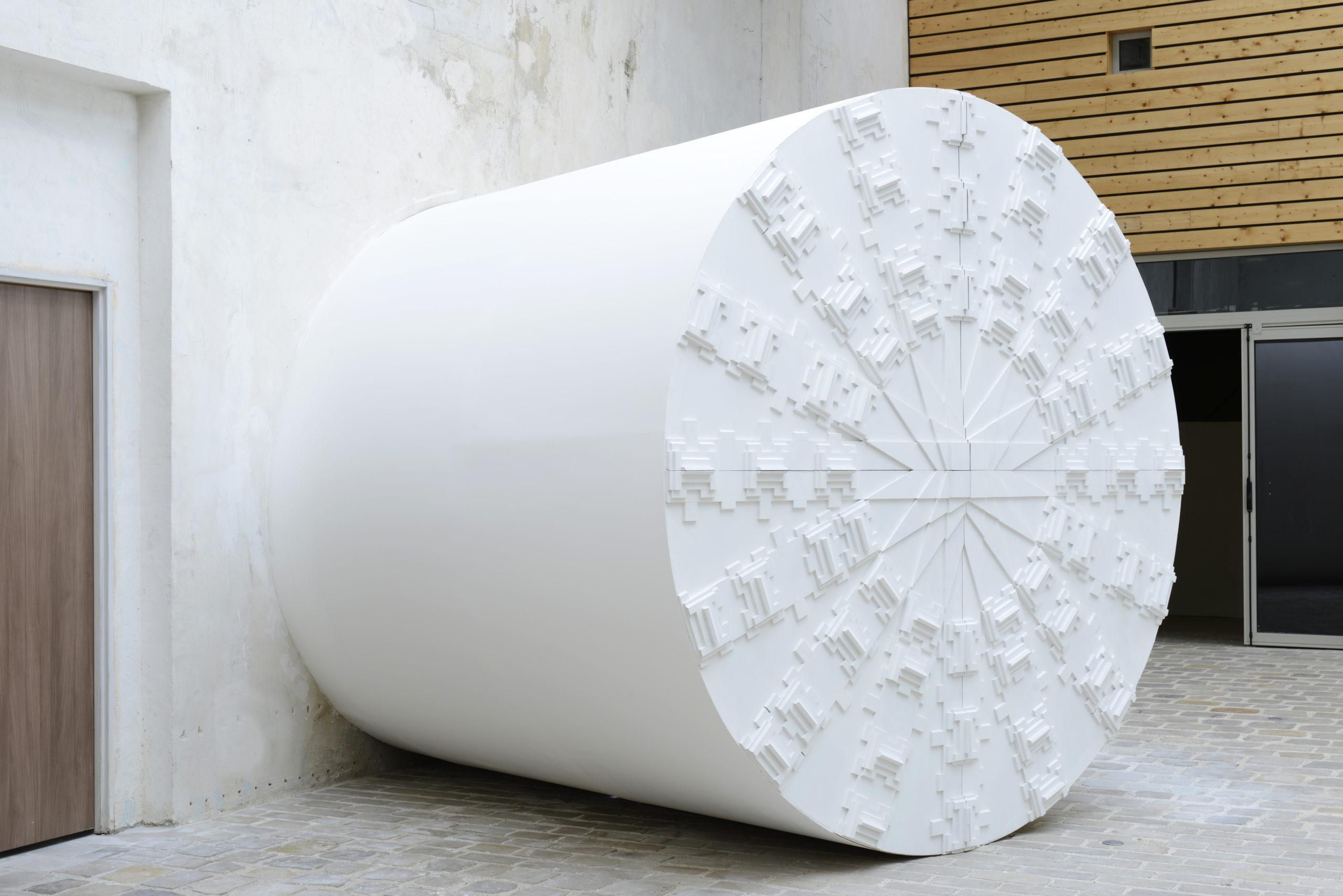 Maxime Thoreau, installation, artist, French, Glogauair, art residency, Berlin