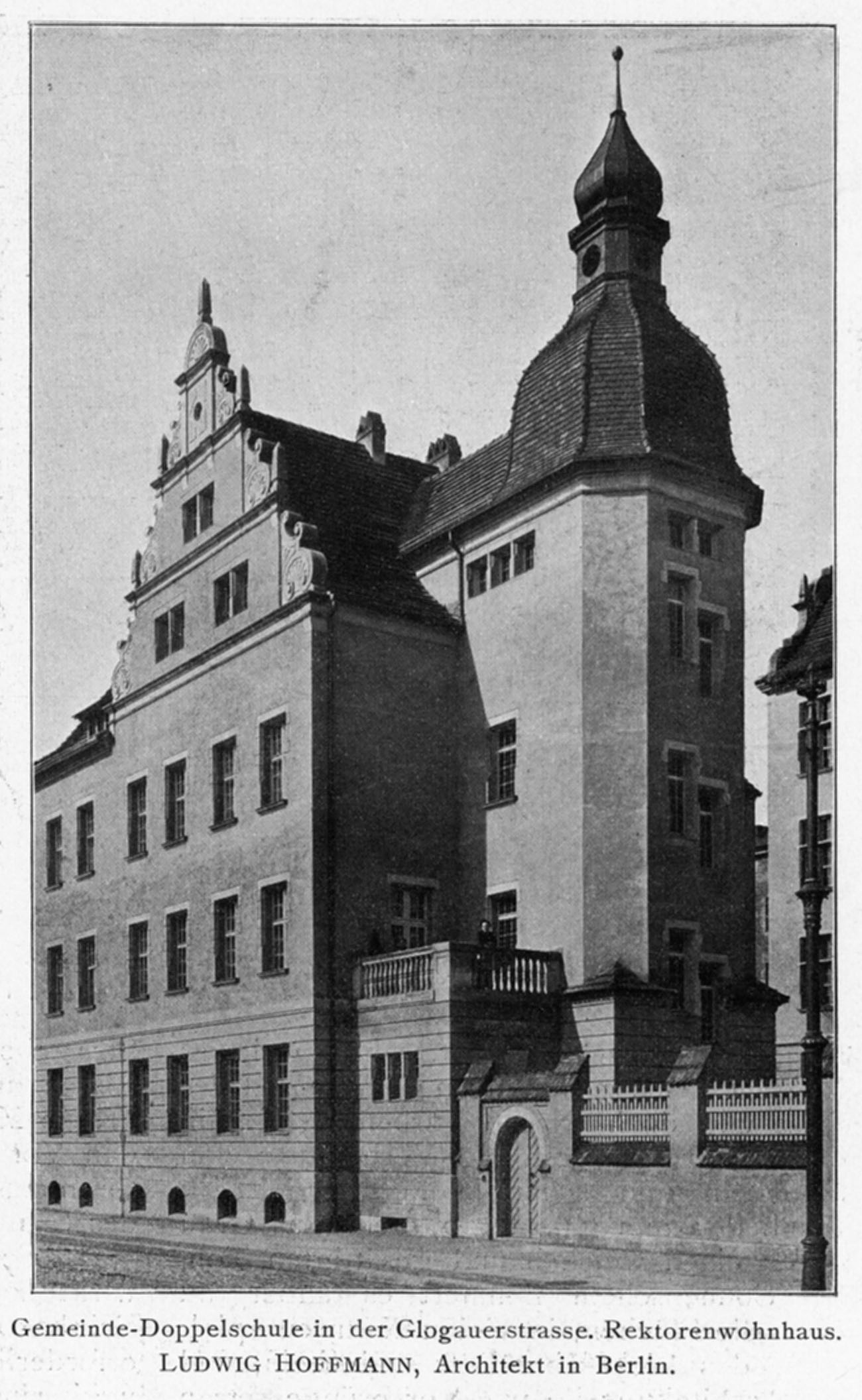 glogauer historic photo