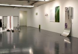 Artist Boyheon Kim Installation View