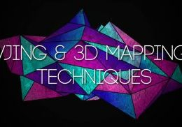 Vjing & 3D Mapping Techniques Workshop. Part I // June19