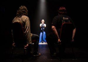 Alison Matthews, performance, performative lecture, SomoS Arts, residency exchange