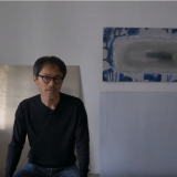 Jun Homma, resident artist at GlogauAIR art residency Berlin, Kreuzberg, sprin 2019, artist interview, Japanese artist