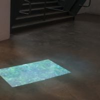 Documentation of Lang Zhang's exhibition Gift in New York