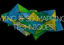 Vjing & 3D Mapping Techniques Workshop. Part I // Feb19