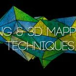 Vjing & 3D Mapping Techniques Workshop. Part I // Feb19